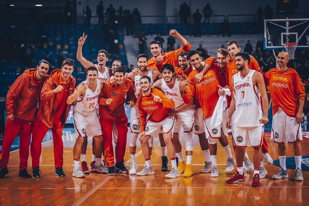 Intenso fin de semana de ventanas FIBA para Vicedo, Arteaga, Hakanson y Peña