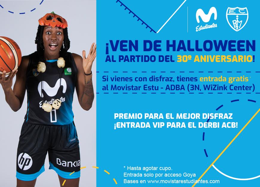 Disfraz de Halloween = entrada gratis para el LF2